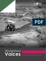 Watershed Voices - Kaluchi Thakarwadi