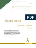 Rating Credit Risk