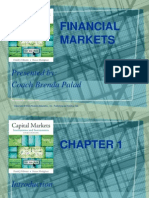 Financial Markets by Coach Brenda Palad