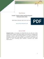 Gender_ Violent Conflict and Development 2008