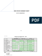 Hp II Dwg Status Summary Sheet Rev.36 for Mpr Mar-2011