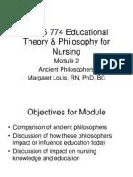 774 Mod2 Ancients