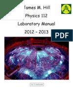 Physics Manual Lab
