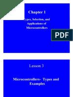 MicroC2ECH01L03MCUTypes