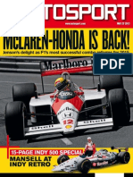 Autosport - 23 May 2013