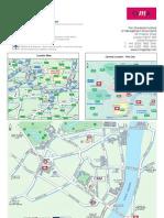 CIMA HQ Map
