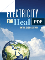 Electricity for Health Booklet