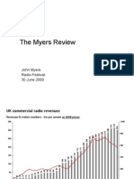 'The Myers Review