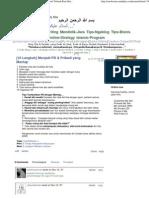 [10 Langkah] Menjadi PD & Pribadi Yang Mantap