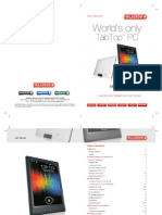 TabTop MGPT04 User Manual