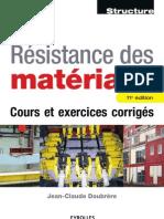 Extrait Resistance Des Materiaux