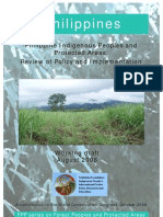 Philippine Indigenous Peoples and Protected Areas