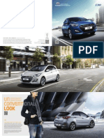 New Catalogo Hyundai i30