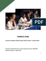Summary of the Bonn climate change talks