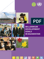 Kazakhstan Millennium Development Goals Report 2010