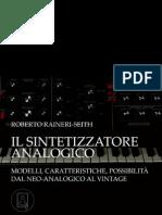 Il Sintetizzatore Analogico - 2012