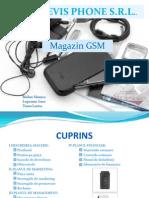Plan de Afaceri Magazin GSM