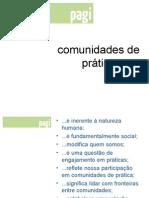 introdução às comunidades de prática