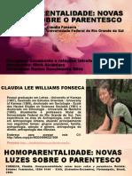 Homoparentalidade - Novas Luzes Sobre o Parentesco