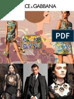 Dolce&Gabbana SILMO Collectie 2012-2013