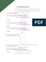 Ejercicio en Mapple de Polinomios y Bases de Lagrange