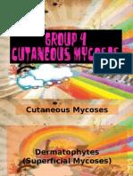 cutaneous mycoses. case study