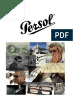 Persol SILMO collectie 2012-2013