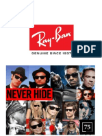 Ray-Ban SILMO Collectie 2012-2013
