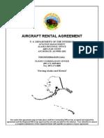 Aircraft Rental Agreement