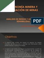 Analisis de Riesgo y Analisis de Sensibilidad