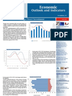 Economic Outlook and Indicators, Foreign Direct Investment