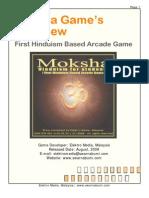 Moksha Game Overview