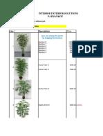 Plants Ies- 1