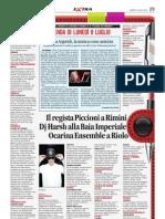 8.7.2013, 'Cervia, Visita Guidata', Corriere Di Romagna
