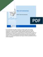 Tema 2_Tipos de Homotoxinas