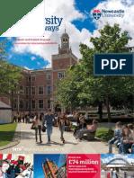 영국 INTO ncl-brochure-2013-14