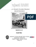 Modyul 19 - Cold War
