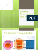 Business Firm as System
