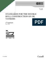 Tank Dimensions- Oil Tanker