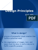edt 490 design principles presentation