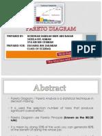 Pareto Diagram presentation