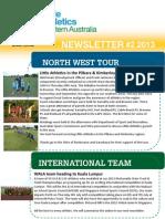 WALA Newsletter Winter 2013