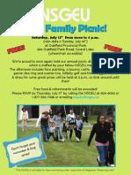 NSGEU 2013 Family Picnic