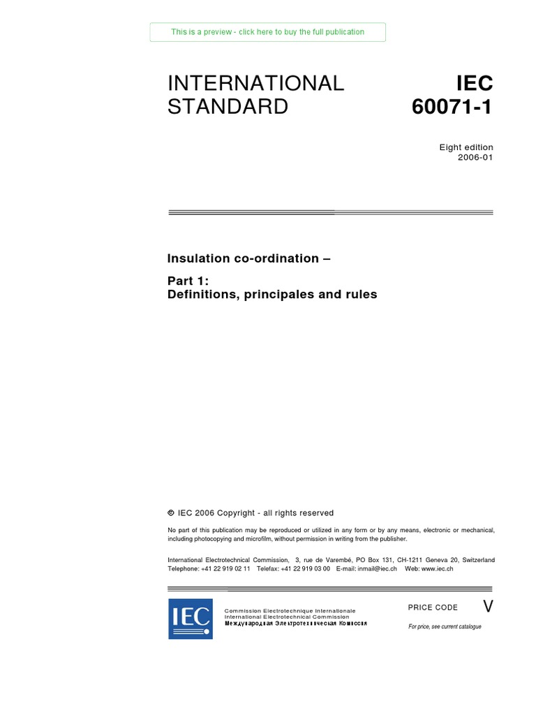 Iec 60071 1 international electrotechnical commission insulator iec 60071 1 international electrotechnical commission insulator electricity falaconquin