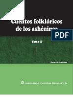 Cuentos folklóricos de los ashéninca. Tomo II