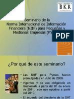 Presentación 26 enero 2011