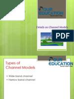 Channel Models