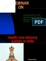 f507Health Care Delivery System