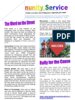 Community Service - #Newsletter