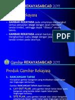 Gambar rekayasa dan CAD